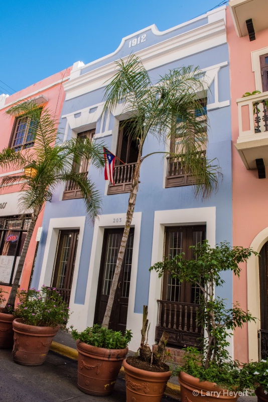 Historic District, San Juan, Puerto Rico