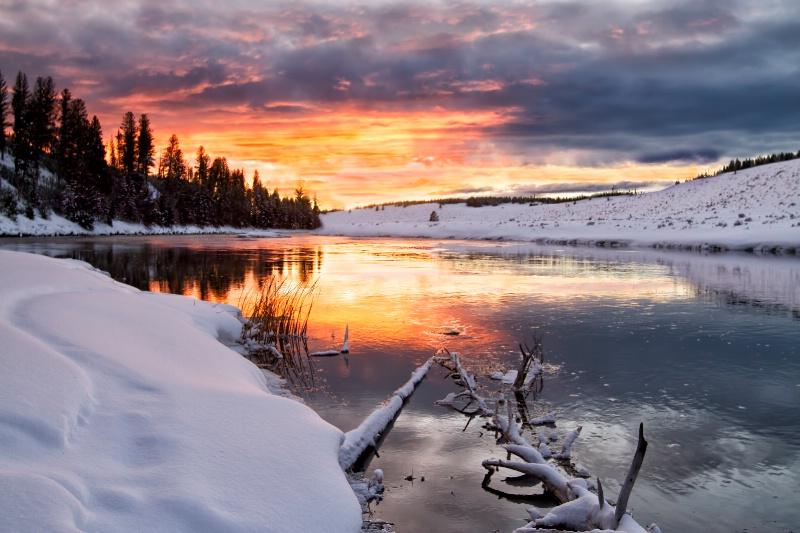Sunset  6725