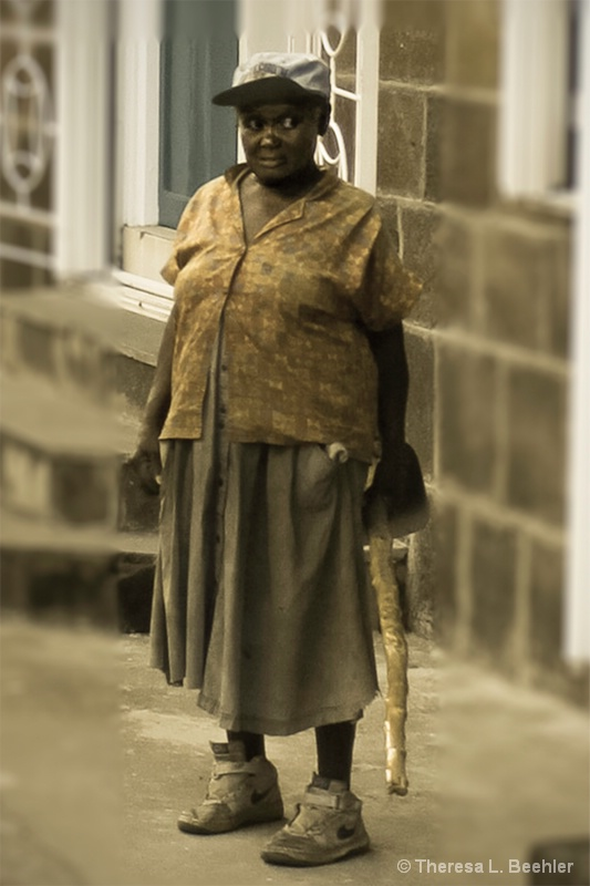 Island Grandma