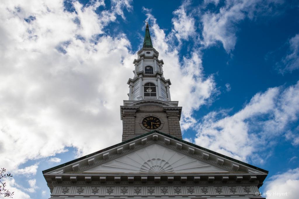 Church in Savannah, Georgia