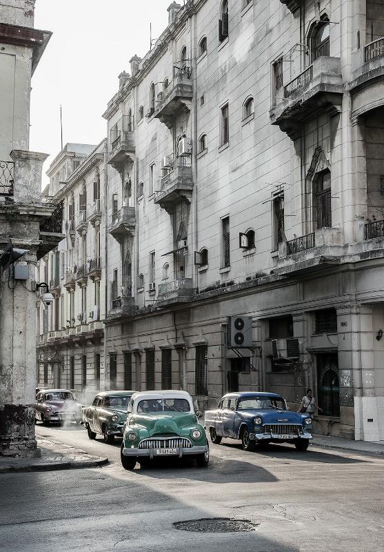 Corner in Cuba