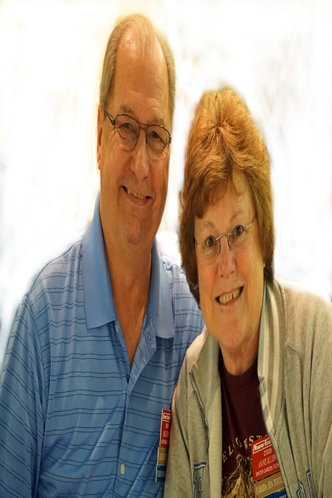 ROLF AND ANNE KUHNS