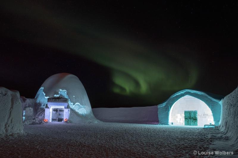 Ice Hotel Aurora
