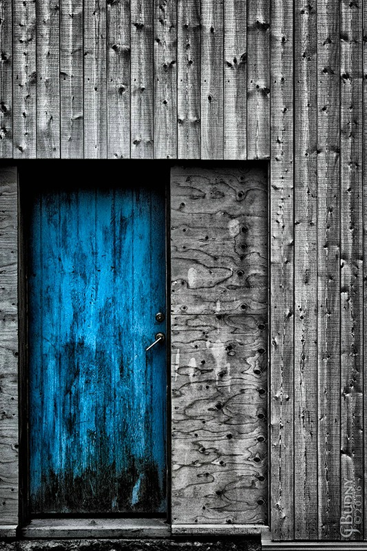 Weathered Blue