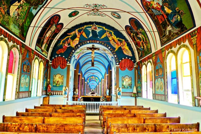 Small Church in Hilo, Hawaii