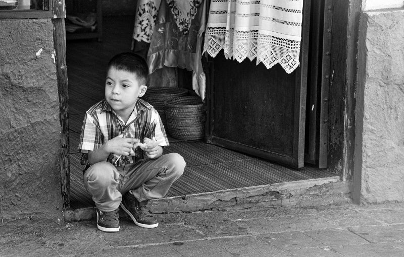 Child Waiting
