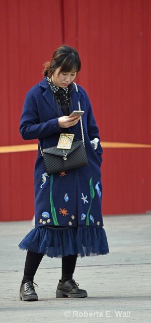 Chinese coat fashion