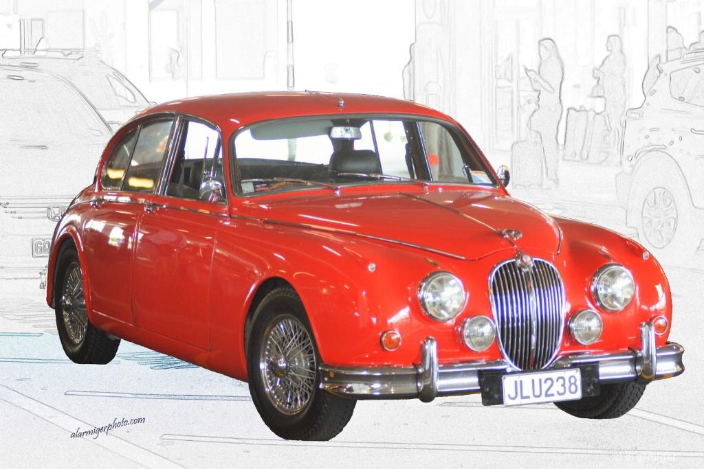 1960s Jaguar