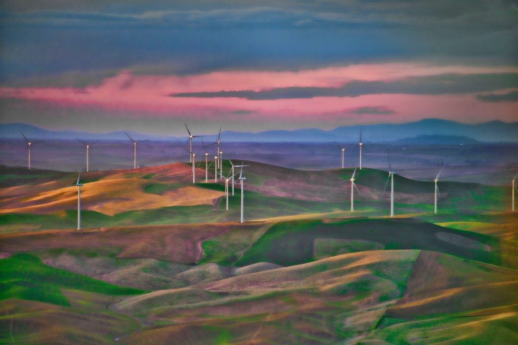 Palouse Windmills
