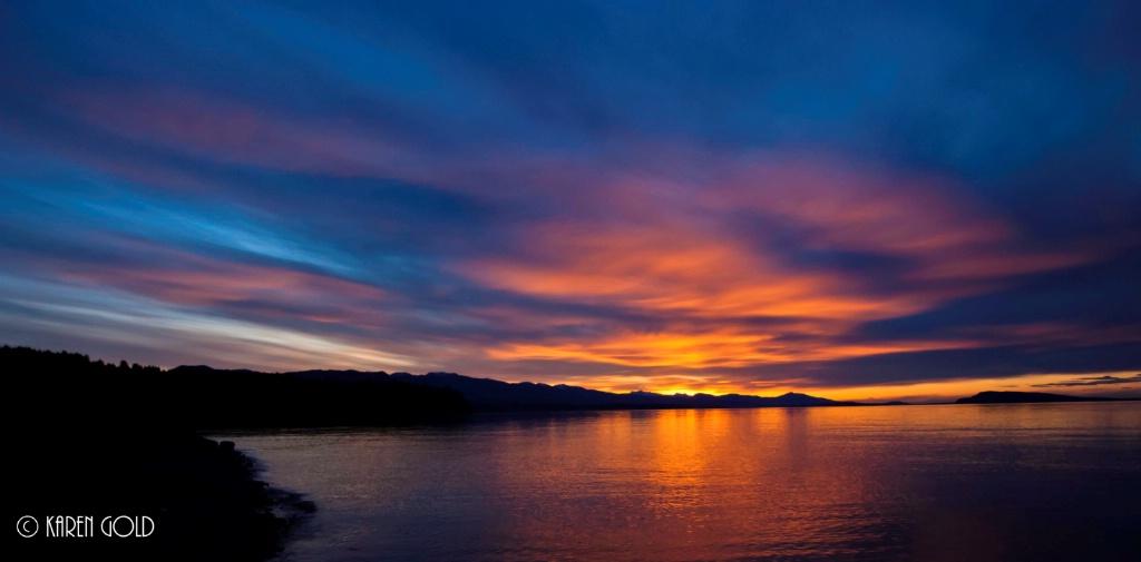 Qualicum Sunset