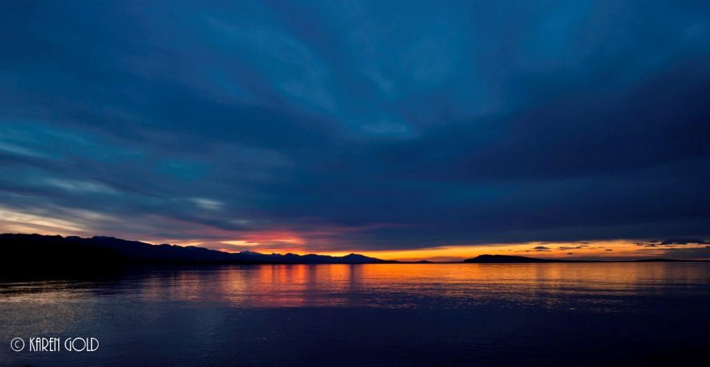 Qualicum Sunset 2
