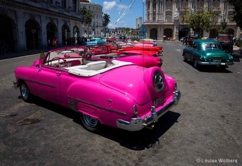 Cuban Car Park