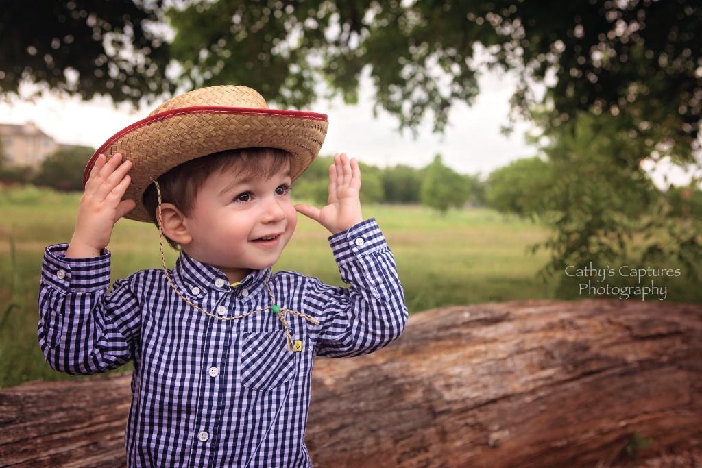 ~Ten Gallon Hat~