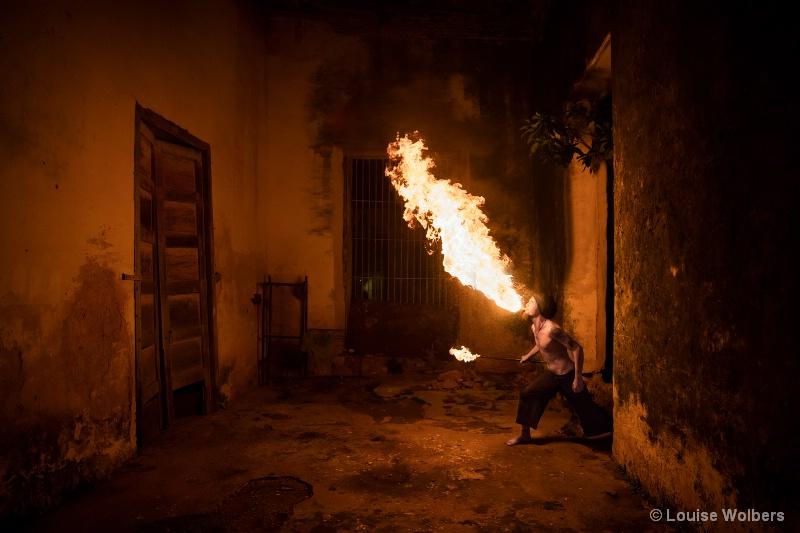 Cuban Fire 1