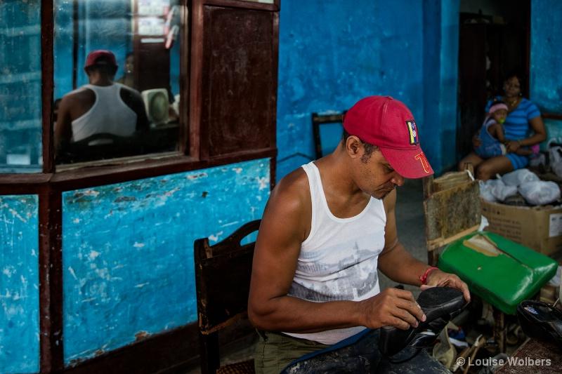 Cuban Shoe Repair 2