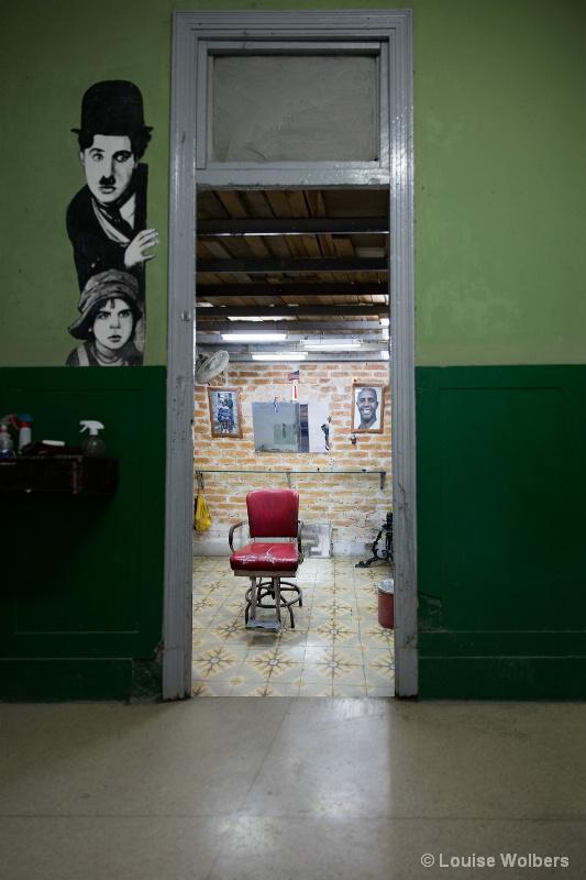 Cuban Barbar Shop