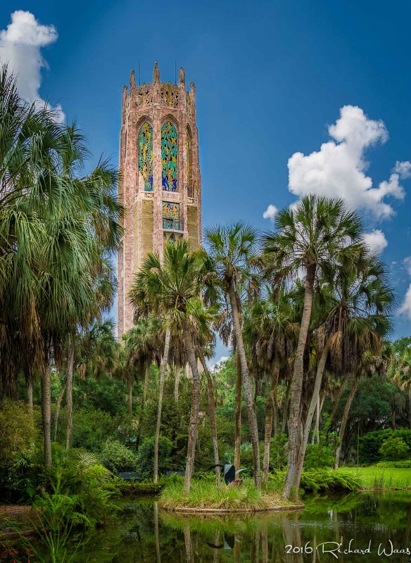 Another Beautiful Day at Bok Tower