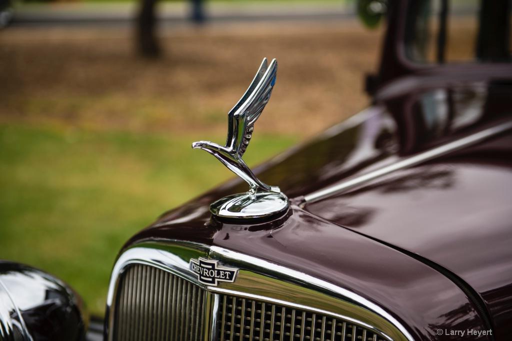 Classic Chevrolet- San Marino Auto Show