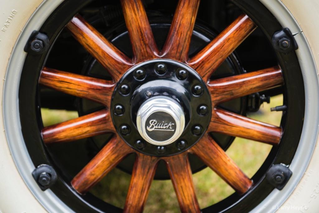 Classic Buick- San Marino Auto Show