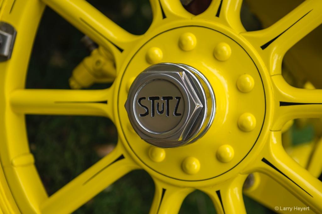 Stutz Bearcat- San Marino Class Car Show