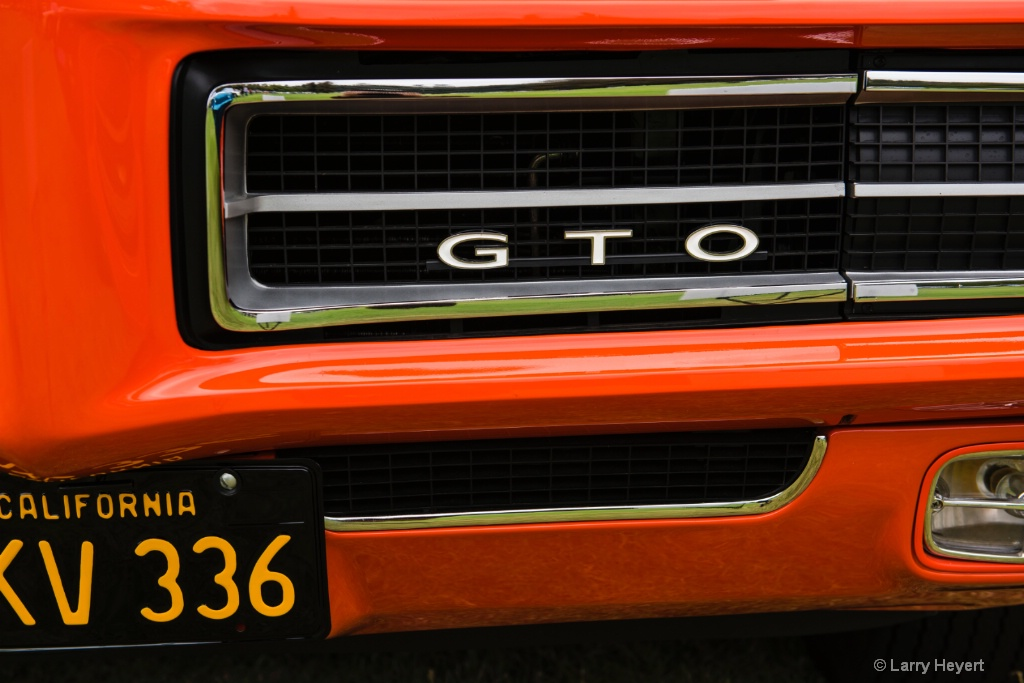 Classic GTO- San Marino Auto Show