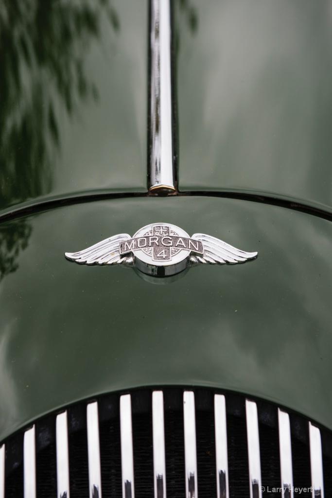 Classic Morgan- San Marino Auto Show