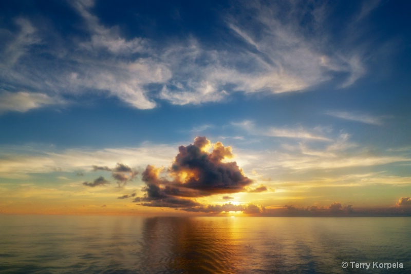 Caribbean Sunrise