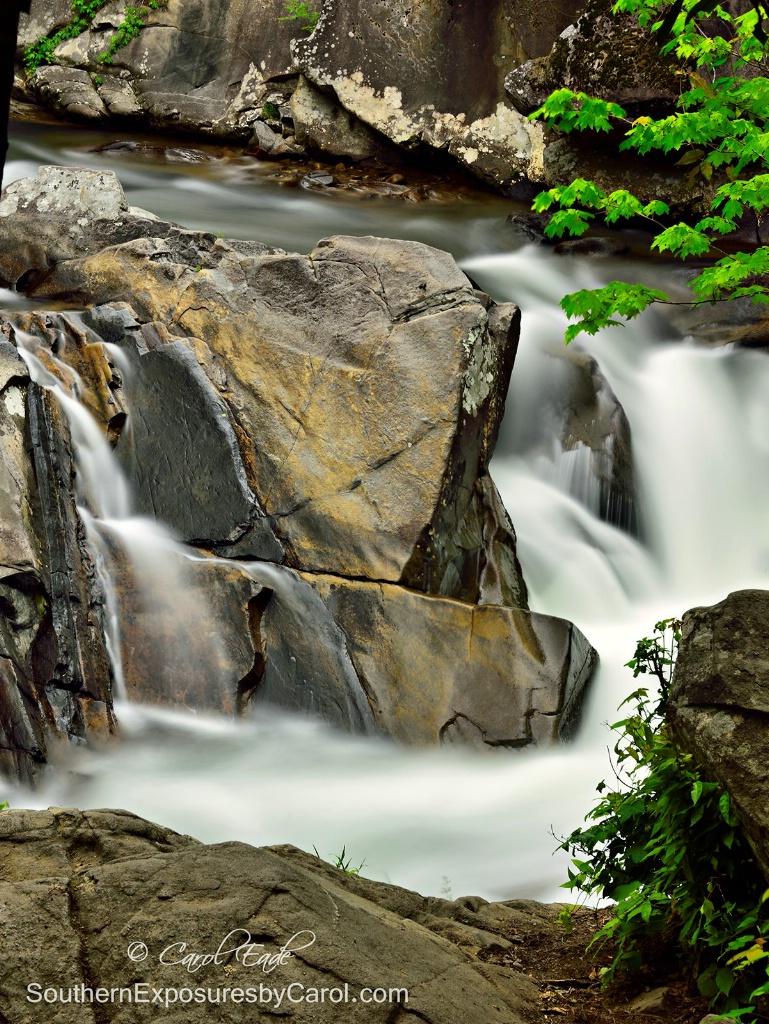 The Sinks Waterfall