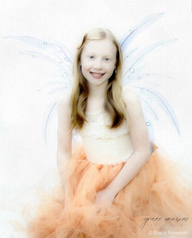 Spring Angel II