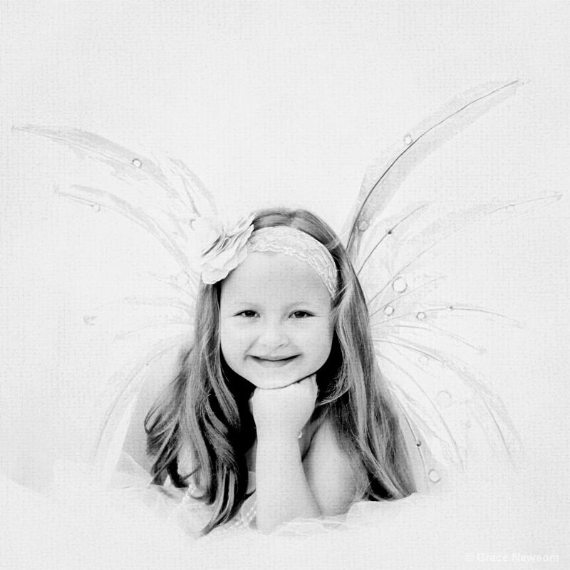 Spring Angel III