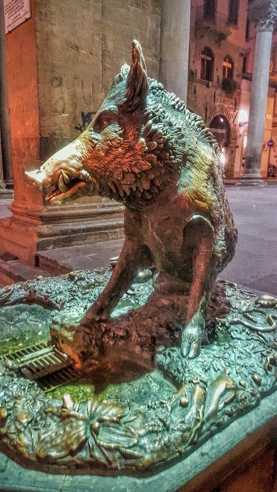 A Boaring Night In Firenze