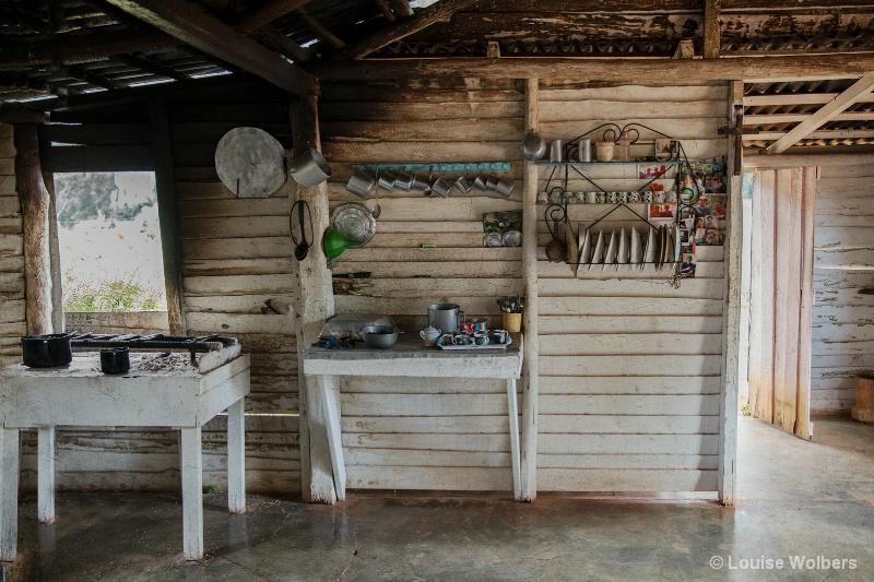 Cuban Farm House