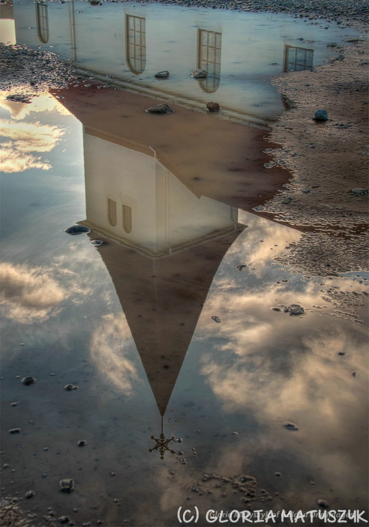 Reflection of the church