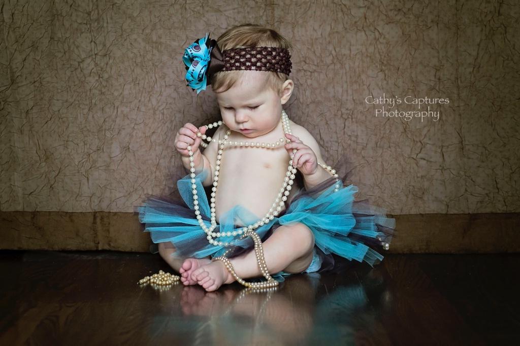 ~Little Girls & Pearls~