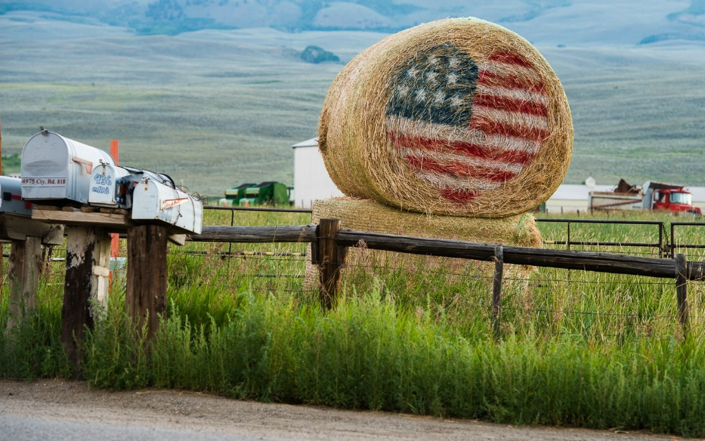 A Rancher Loves America