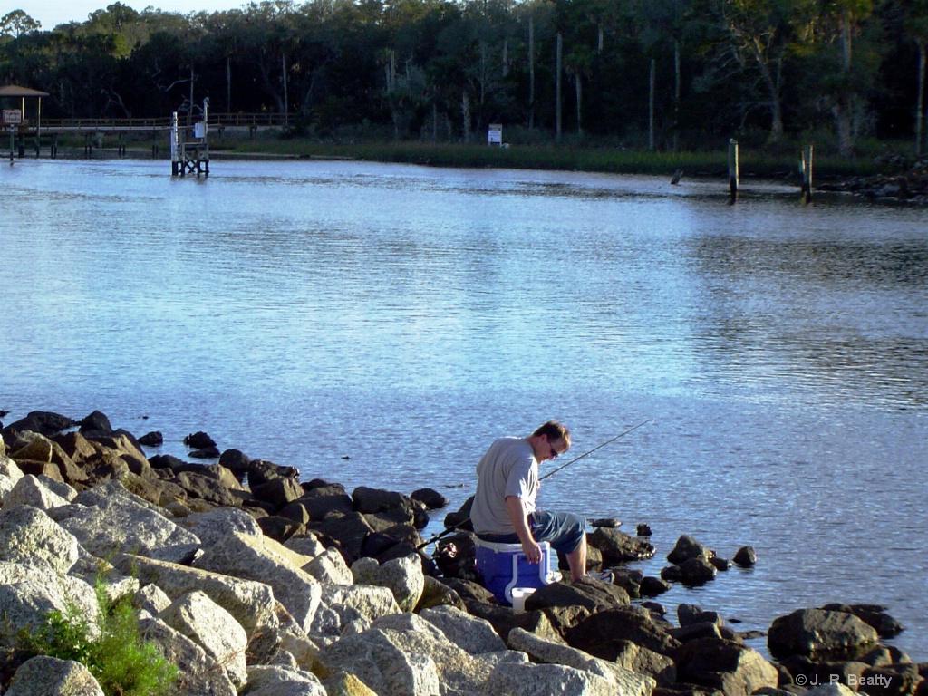 Fishin' Rocks !