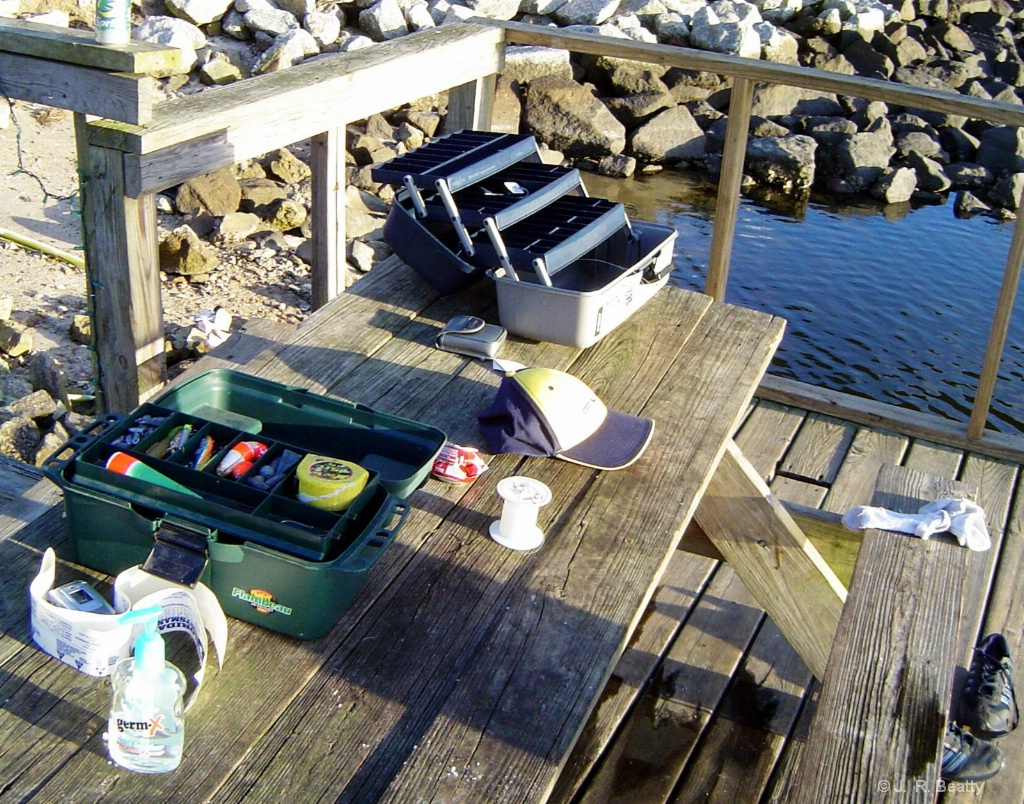 Fishin' Tools