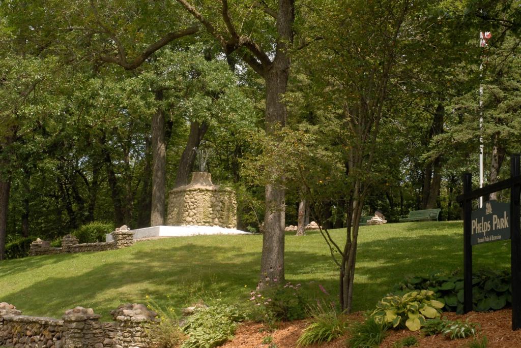 Phelps Park, Decorah