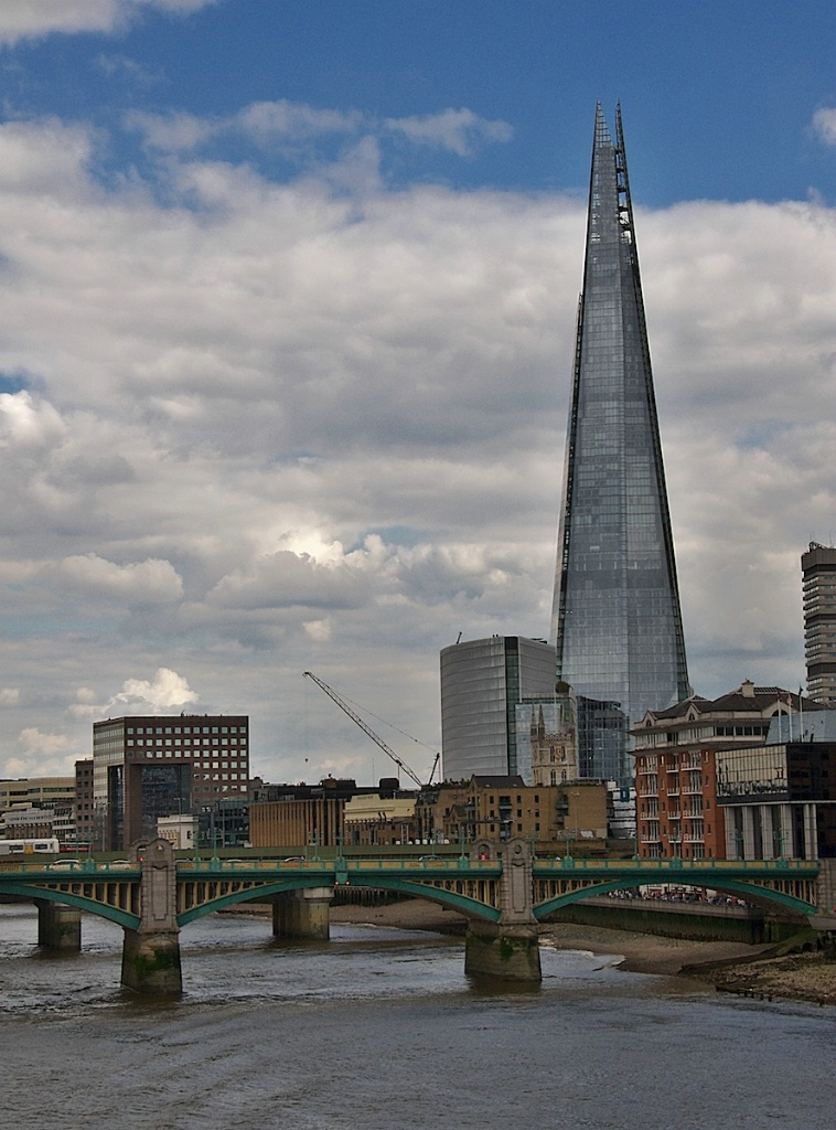 The one and only Shard
