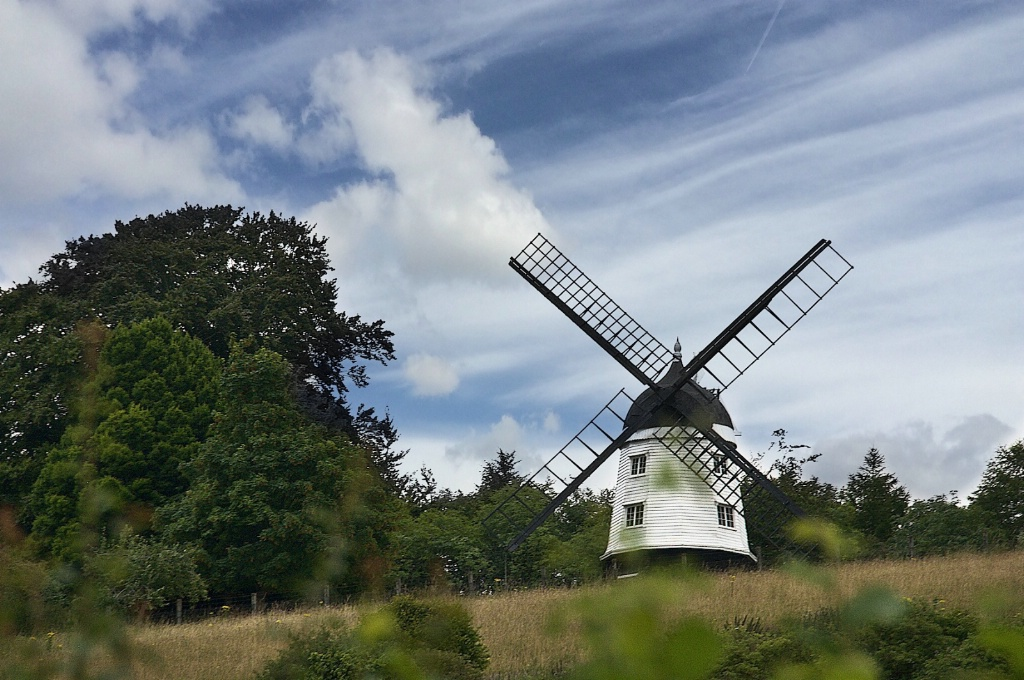 The Windmill at Cobstone