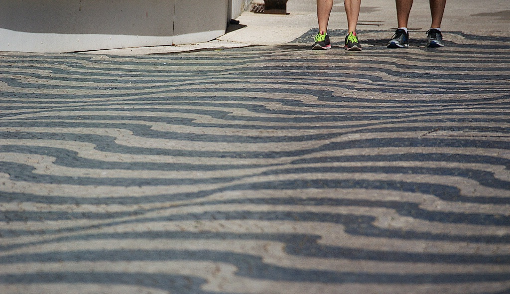 Street Lines in Cascais