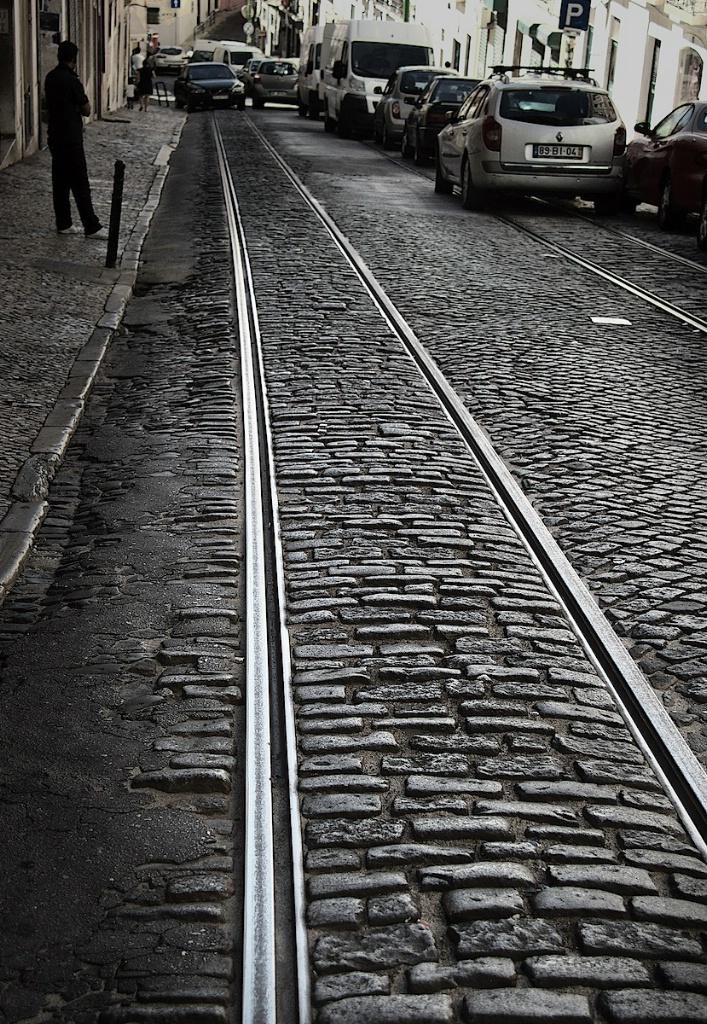 Lisbon Rail System