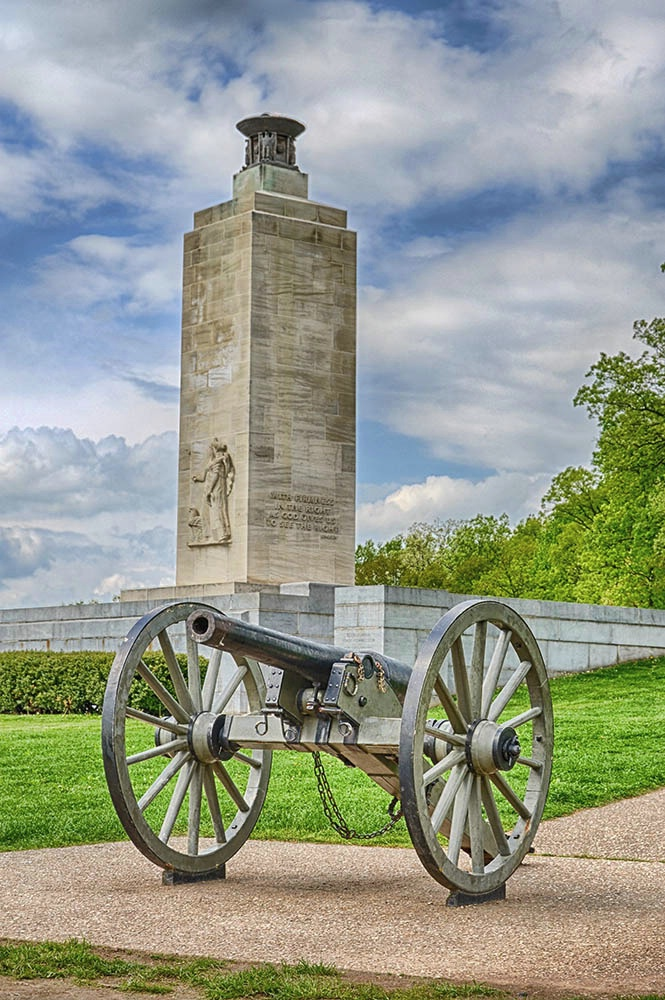 Soldiers National Monument
