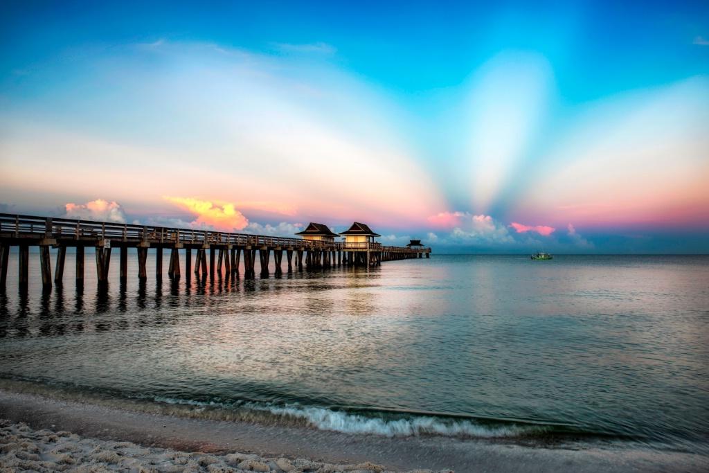 Naples Daybreak