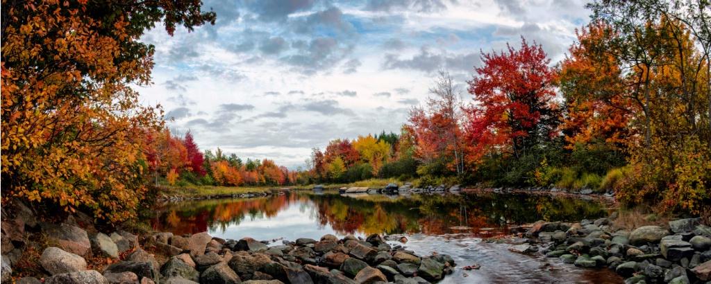 Northeast Creek Panorama