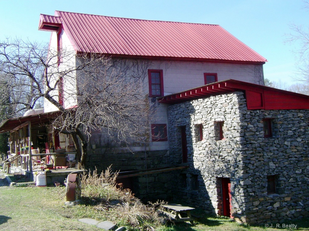 Old Guilford Grist Mill