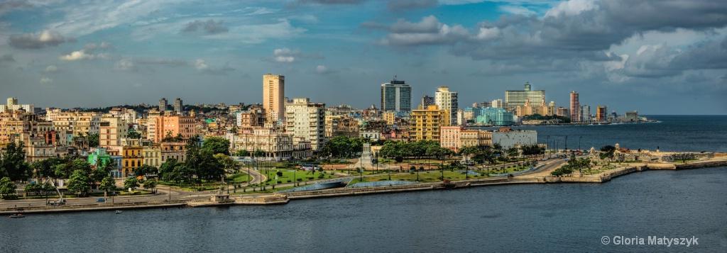 Havana, Cuba panorama
