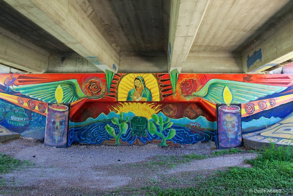 Under Bridge Art