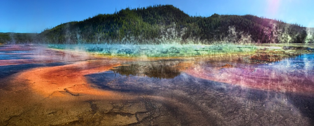 Yellowstone Landscape 4