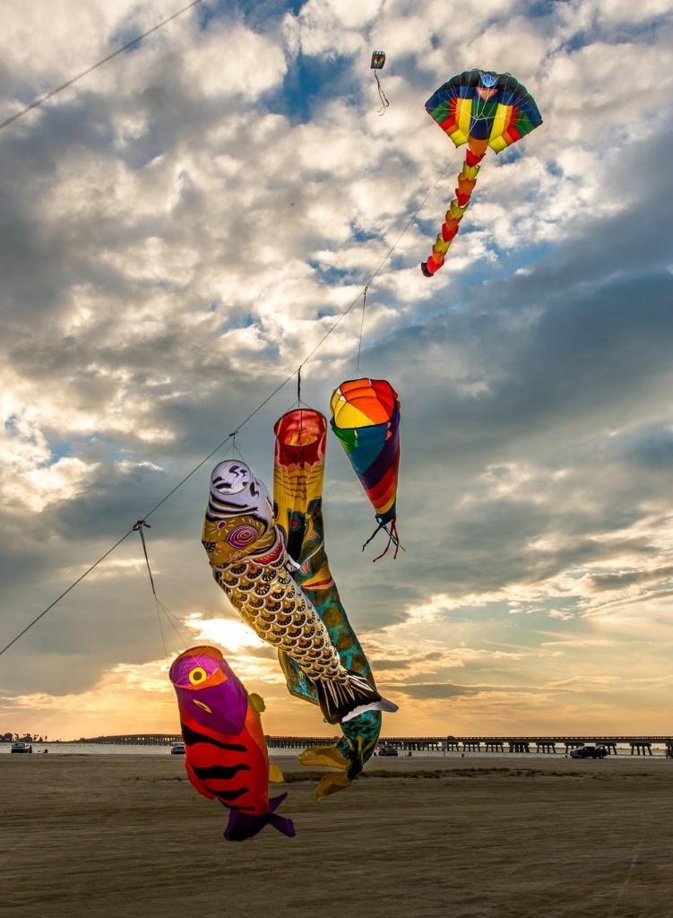 Kites and Windsocks